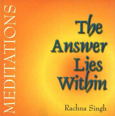 Answer Lies within: Meditations