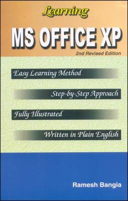 Learning MS Office XP