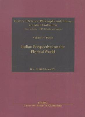 History of Science, Philosophy and Culture in Indian Civilization