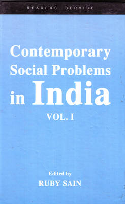 Contemporary Social Problems in India: Vol. I