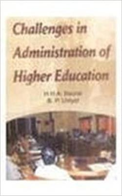 Challenges in Administration of Higher Education