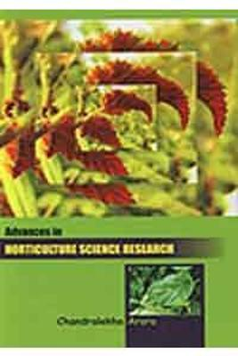 Advances in Horticultural  Research