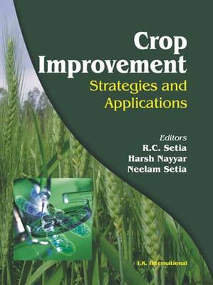 Crop Improvement: Strategies and Applications