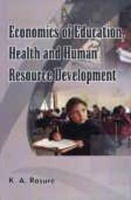 Ecoomics of Education, Health and Human Resource Development