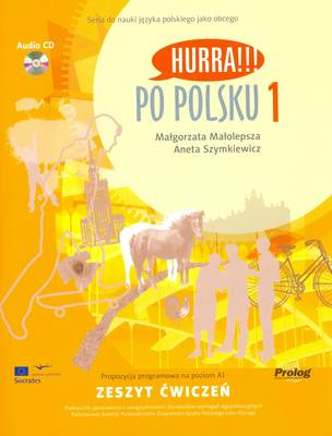 Hurra po polsku - Level 1 (A1) - exercise book with CD