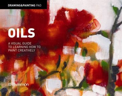 Drawing and Painting Pad: Oils