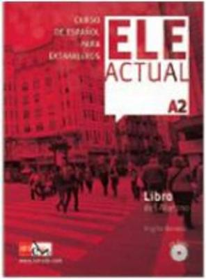 ELE Actual - Nivel A2 - student's book + CD