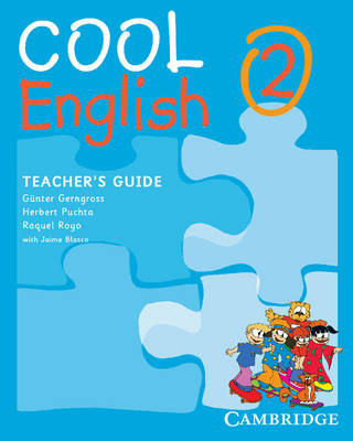 Cool English Level 2 Teacher's Guide with Audio CD
