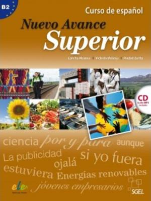 Nuevo avance - Nivel superior (B2) - student's book & CD