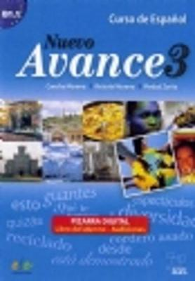 Nuevo Avance 3 Pizarra Digital (Interactive CD-Rom Software) B1.1
