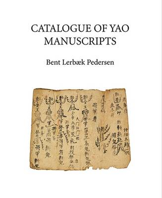 A Catalogue of Yao Manuscripts