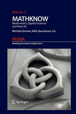 MATHKNOW: Mathematics, Applied Science and Real Life