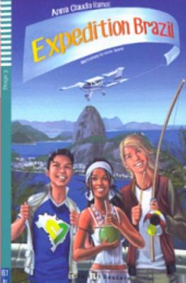 Teen Eli Readers - English: Expedition Brazil + CD
