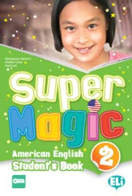 Super Magic - American English: Student's Book 2