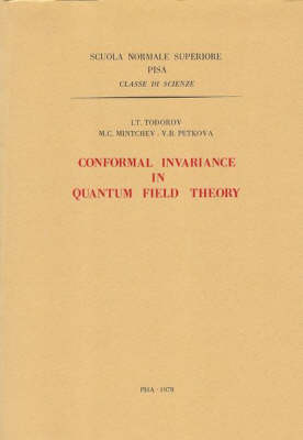 Conformal invariance in quantum field theory