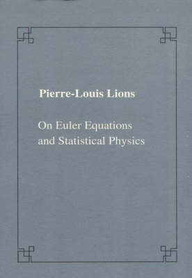 On Euler Equation and Statistical Physics