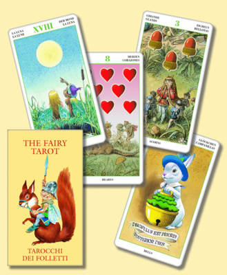Fairy Tarot Miniature Deck