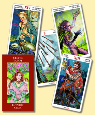 Celtic Tarot Mini Tarot