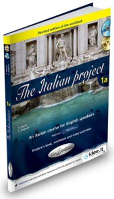 The Italian project - Level 1a (A1) - student's book, workbook, CD-ROM and audio-CD