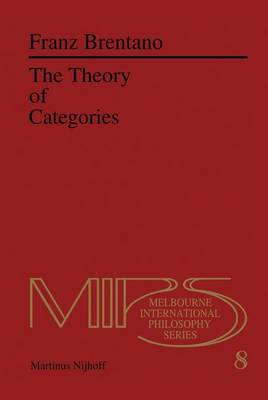 The Theory of Categories