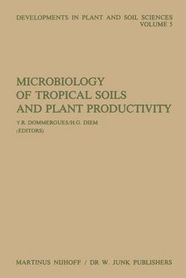 Microbiology of Tropical Soils and Plant Productivity