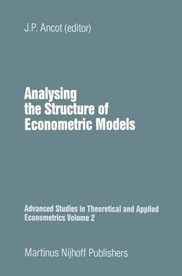 Analysing the Structure of Economic Models