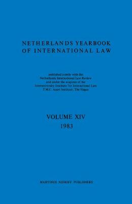 Netherlands Year Book of International Law: v. 14