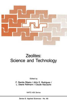 Zeolites: Science and Technology