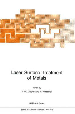 Laser Surface Treatment of Metals