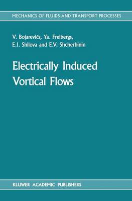 Electrically Induced Vortical Flows