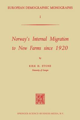 Norway's Internal Migration to New Farms Since 1920