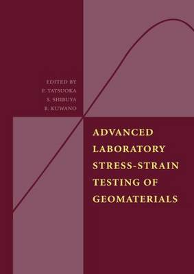 Advanced Laboratory Stress-strain Testing of Geomaterials