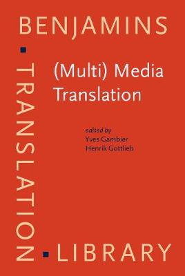Multi Media Translation: Concepts, Practices and Research