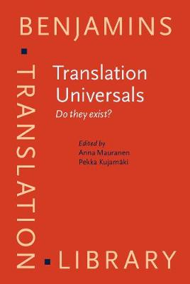 Translation Universals: Do they exist?