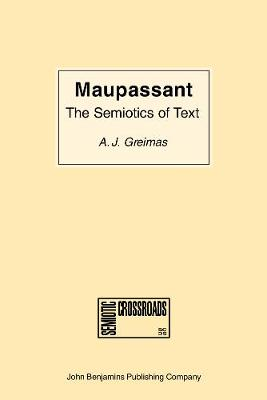 Maupassant: the Semiotics of Text: Practical Exercises