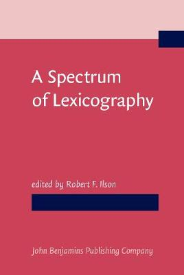 A Spectrum of Lexicography