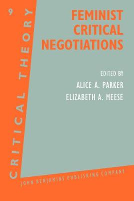 Feminist Critical Negotiations