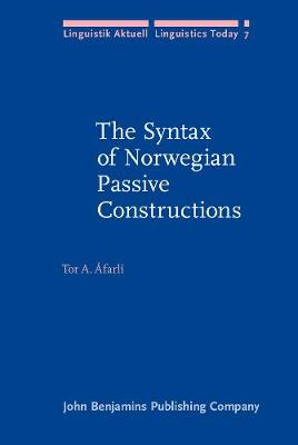 The Syntax of Norwegian Passive Constructions