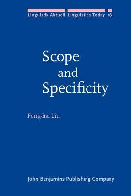 Scope and Specificity