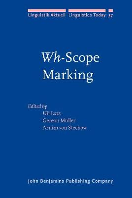 Wh-scope Marking