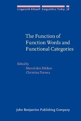 The Function of Function Words and Functional Categories