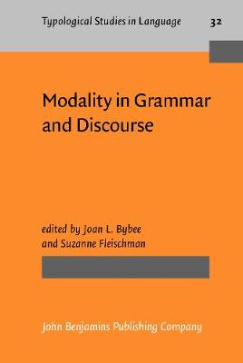 Modality in Grammar and Discourse: Symposium on Mood and Modality : Papers