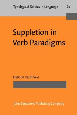 Suppletion in Verb Paradigms: Bits and pieces of the puzzle