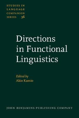 Directions on Functional Linguistics