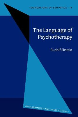 The Language of Psychotherapy