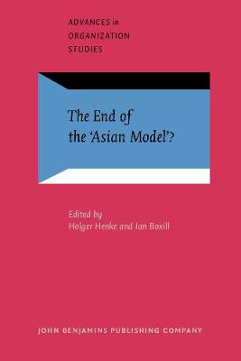 The End of the `Asian Model'?