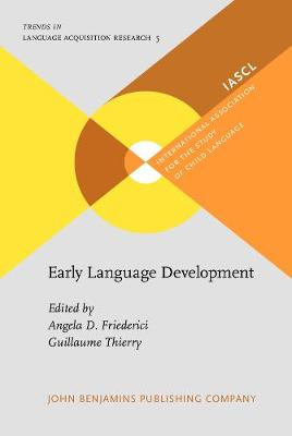 Early Language Development: Bridging brain and behaviour