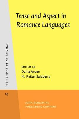 Tense and Aspect in Romance Languages: Theoretical and applied perspectives