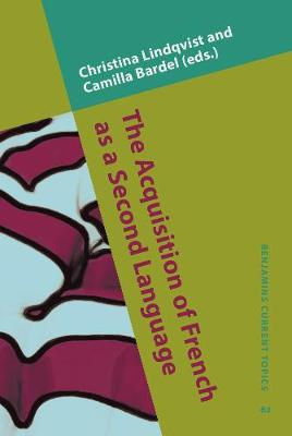 The Acquisition of French as a Second Language: New developmental perspectives