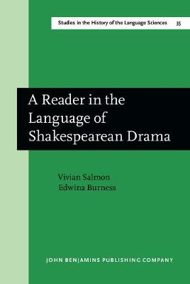 A Reader in the Language of Shakespearean Drama